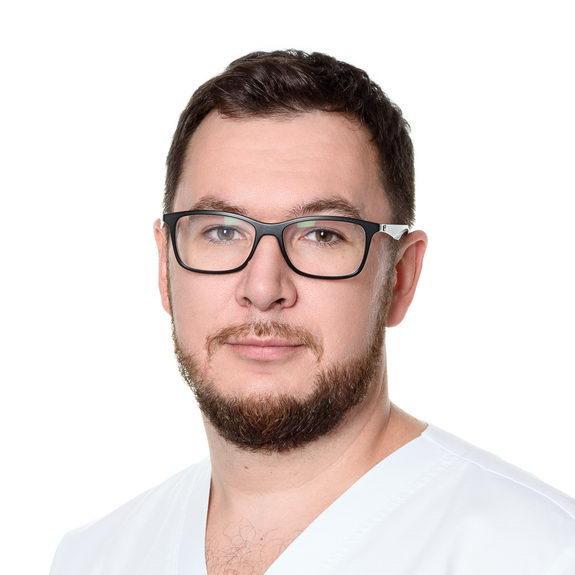 Бурыкин Дмитрий Николаевич