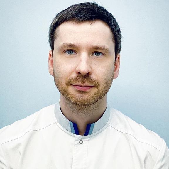 Курбатов Евгений Игоревич — Стоматология