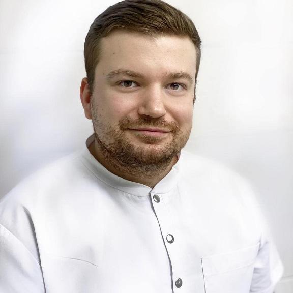 Мухин Никита Дмитриевич — Стоматология